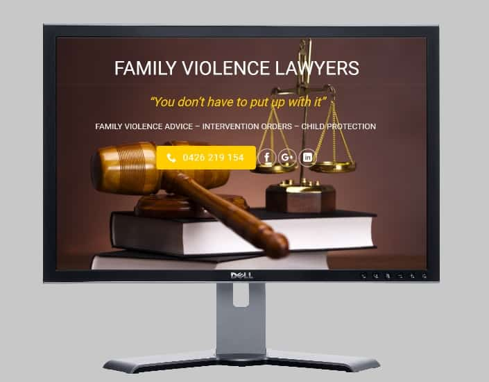 family violence lawyers websites