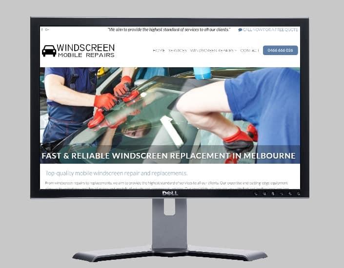 windscreen repairs melbourne