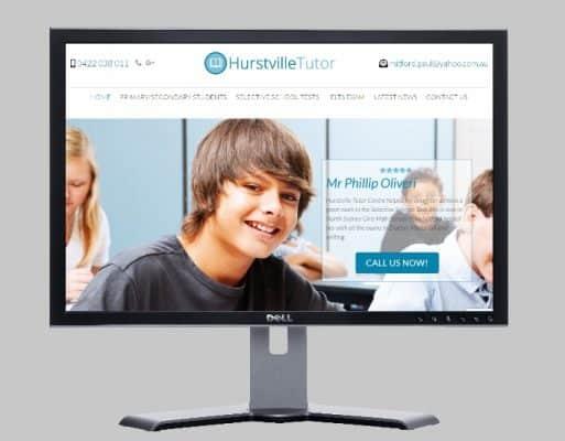 tutoring in hurstville sydney-Websites by web designer Angie from Fast Cheap Websites Melbourne Sydney Brisbane Adelaide Perth Gold Coast