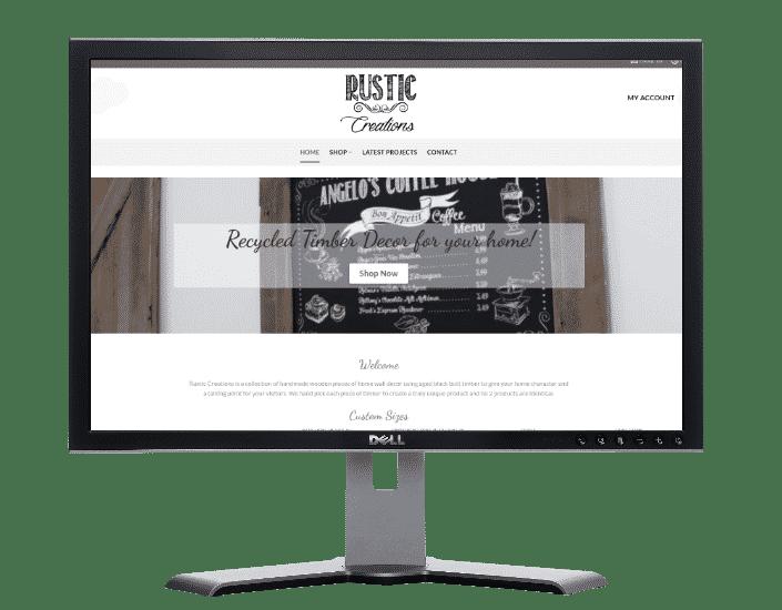 Websites by web designer Angie from Fast Cheap Websites Melbourne Sydney Brisbane Adelaide Perth