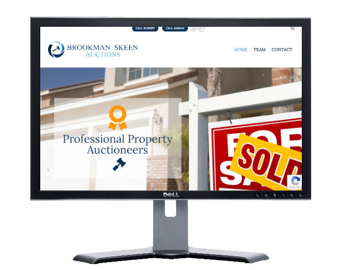 auctioneers sydney-cheap websites gold coast by Fast Cheap Websites